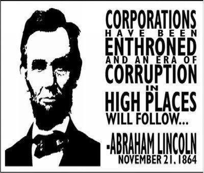 Abe speaks warning
