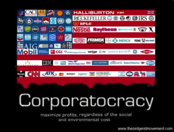 Corporation Nation = Corporate Owned