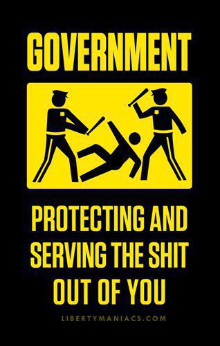 Mass Awakening: American Pictorial Government-bully