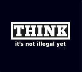 Mass Awakening: American Pictorial Illegal-to-think