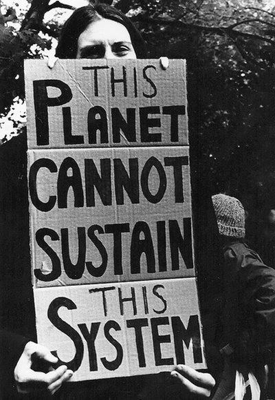 This Planet Can Not Sustain This System