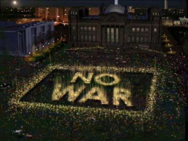 1 no war