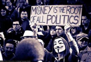 1 political money