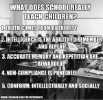 101 indoctrination isschooling
