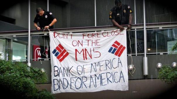 Bank of America Bad For America
