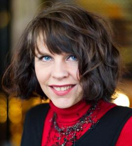 "Birgitta Jónsdóttir ""the mouse that roared"""