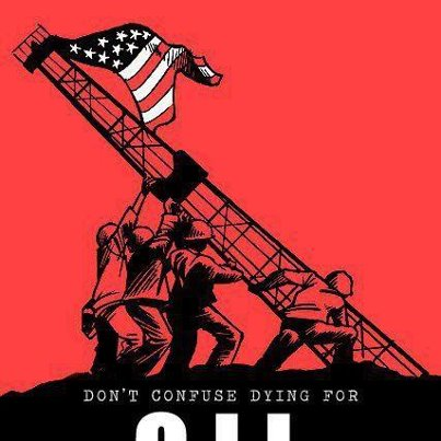 Mass Awakening: American Pictorial Die-for-oil-isnt-fight-for-freedom
