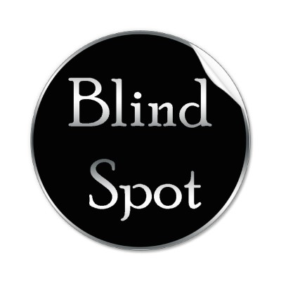 Peel and remove the Blind Spot