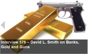 BANKS GOLD AND GUNS