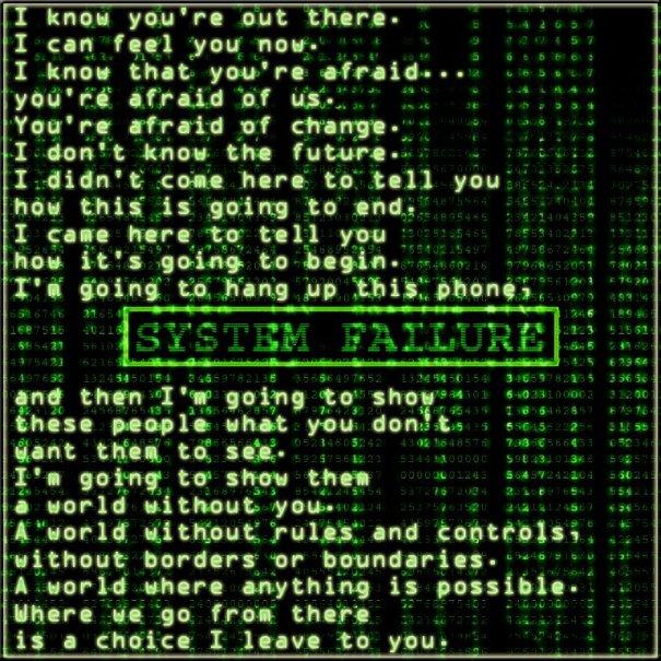 AWARENESS_End Of Matrix