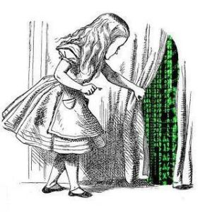 Look Behind The Curtain_Matrix