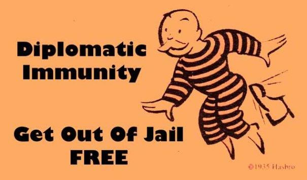 Diplomatic immunity_GetoutofJAIL FREE Card