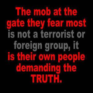 """They are the ones who """"CAN'T HANDLE THE TRUTH!"""""""