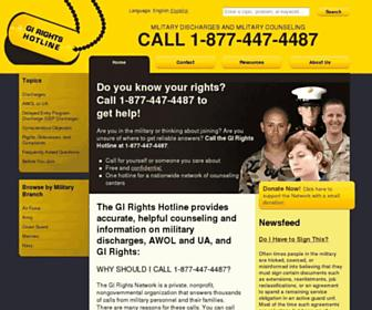 gi rights hotline