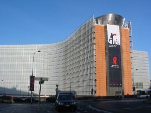 European Commission building, Brussels