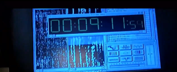 Countdown 9:11 Cut scene transitions to New York; Amazing!