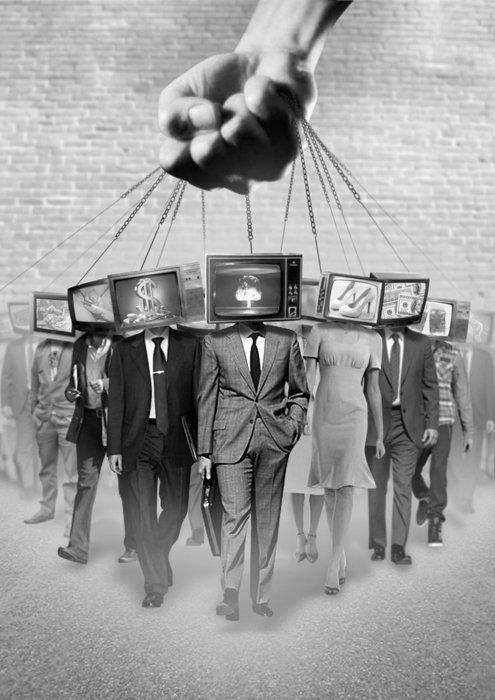 Mass Awakening: American Pictorial Propaganda-tech