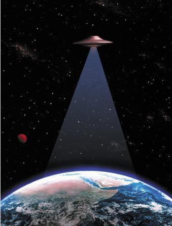 1 UFO Over Earth Corp