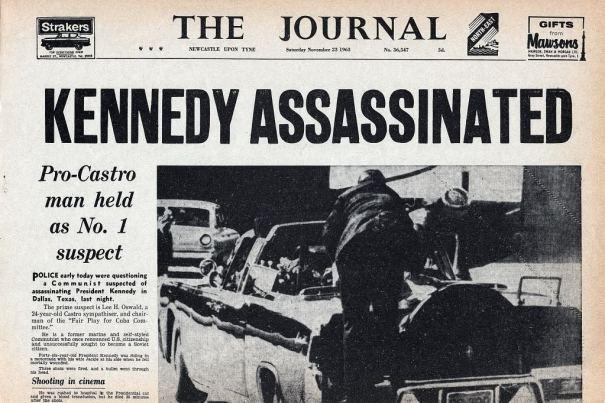 Mass Awakening: American Pictorial Jfk-assassination-newspaper-report-5613