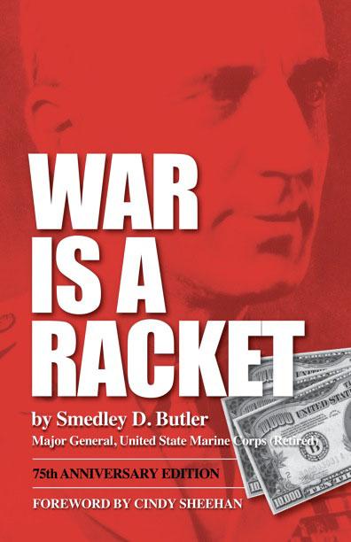 Mass Awakening: American Pictorial War-is-a-racket-bookcover