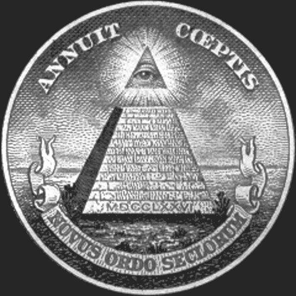federal reserve masons all seeing eye pyramid