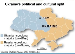 Western Bloc (G7 and European Union) vs Eastern Bloc (Russian federation and others)?
