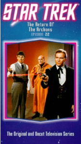 Star Trek TV Return of Archons