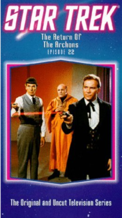 The Return of the Archons (1967)