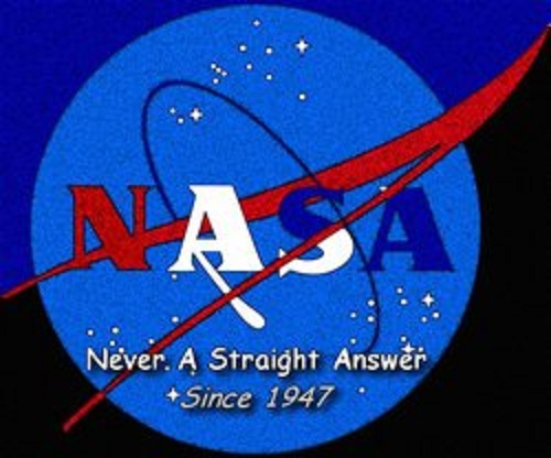 NASA = Never A Straight Answer