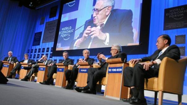 henrykissinger-worldeconomicforum-davos