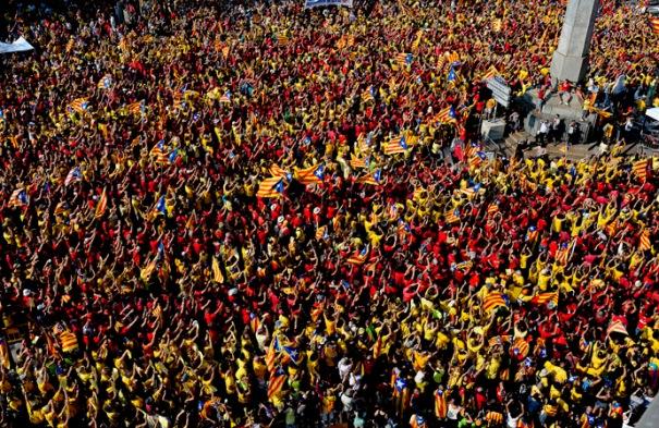 SPAIN-POLITICS-REGION-CATALONIA-DIADA