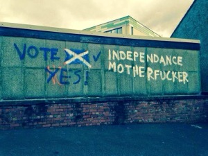 Scotland: Pull It! Scottish-independence-referendum