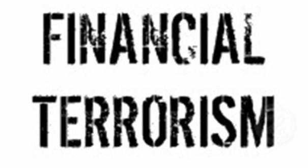 1financial terrorism