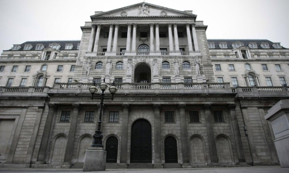 The Bank of England or one of the Central Banks of DOOM