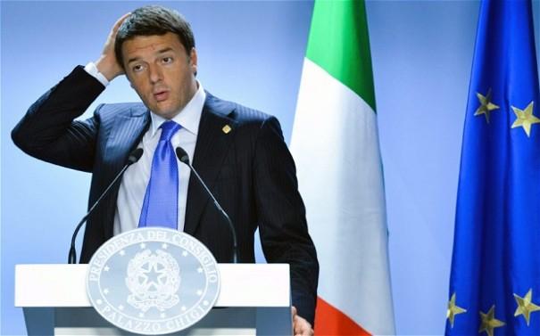 Italy PM_Matteo-Renzi