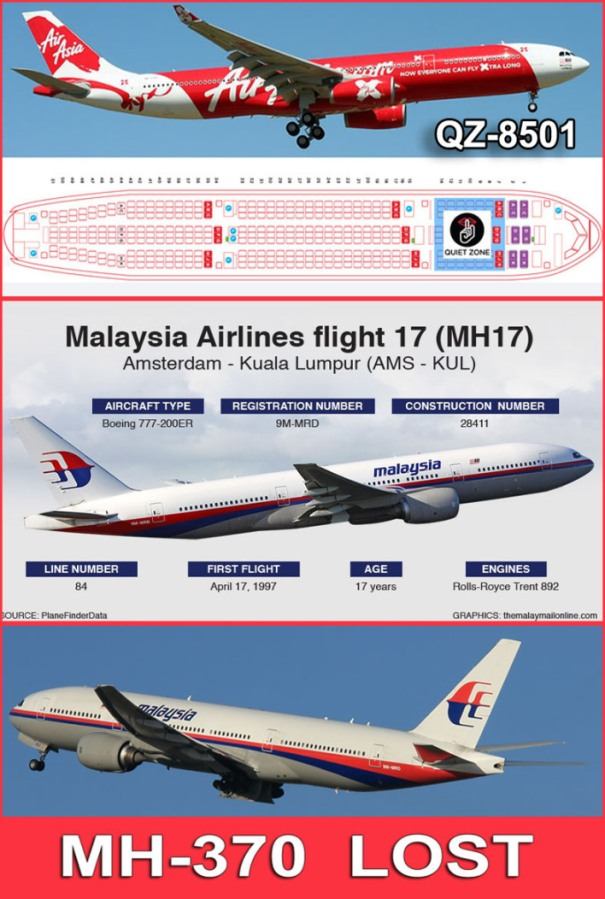 maylasia-loss-of-3-jets-mh17-mh370-qz8501