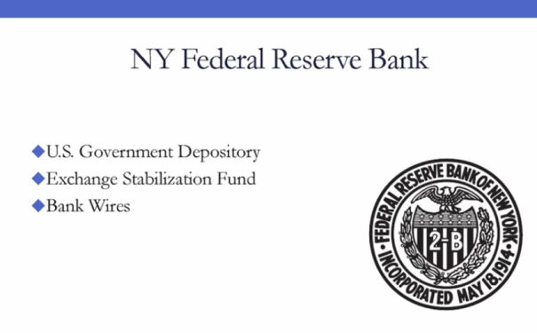 NY Federal Reserve Bank & ESF
