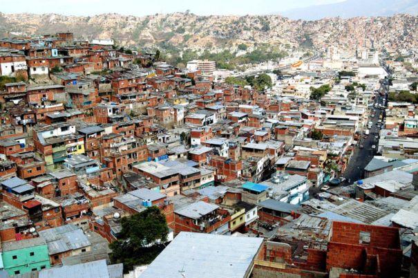 Caracas Venezuela Poverty