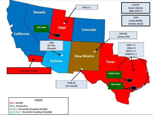 JADE HELM USA civil unrest drills