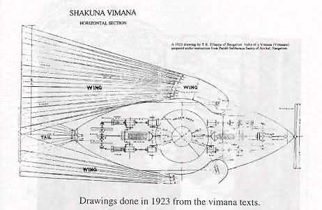 Vimanas ancient aircraft