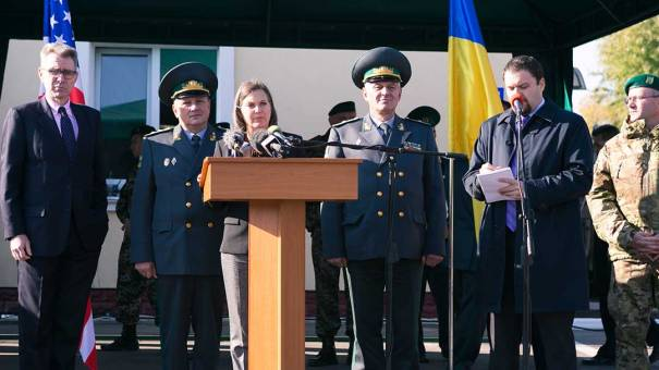 Victoria Nuland Assistant Secretary of State for European and Eurasian Affairs, is widely recognized as the architect of the 2014 coup d'etat in Ukraine, as well as the sponsor of the neo-nazi organizations which led that coup.