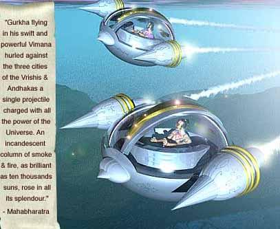 vimana flying