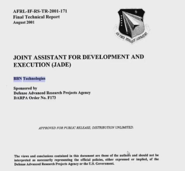 """The """"JADE"""" In Jade Helm 15 Is An A.I. SOFTWARE Program"""