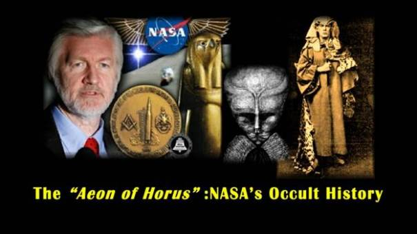 NASA Occult Secrecy