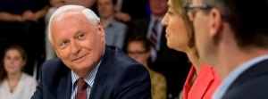 Oskar Lafontaine is a major force in German politics