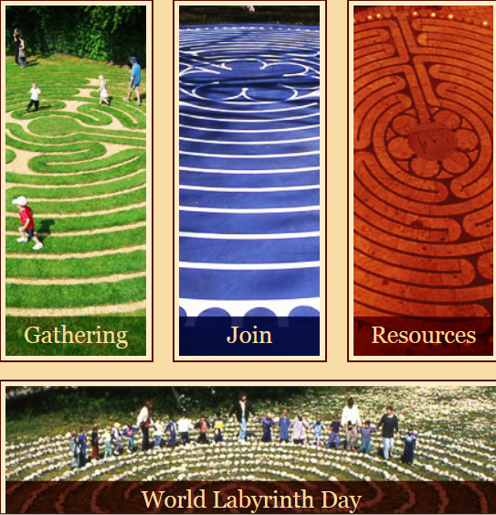 The Labyrinth Society is an international organization