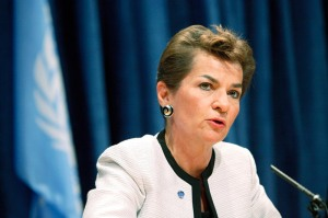 Christiana Figueres U.N. climate-chief