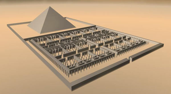 Lost Labyrinth of Ancient Egypt