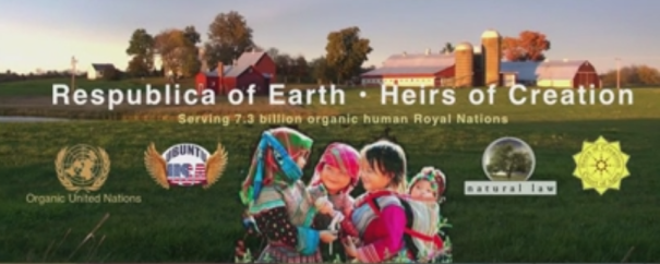 Respublica Of Earth: Organic United Nations