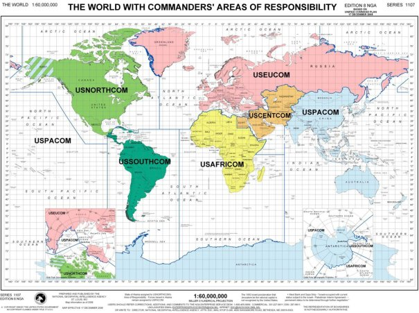 Regions of Command